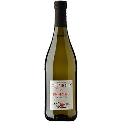 vino frizzante profumato col miotin